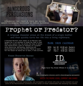 prophet-predator